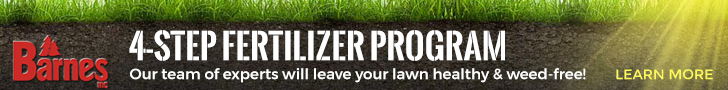 Barnes 4-Step Fertilizer