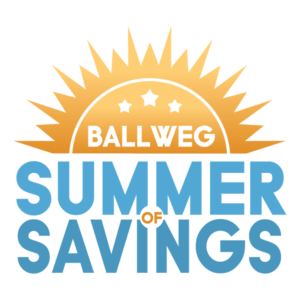 Ballweg Summer Savings