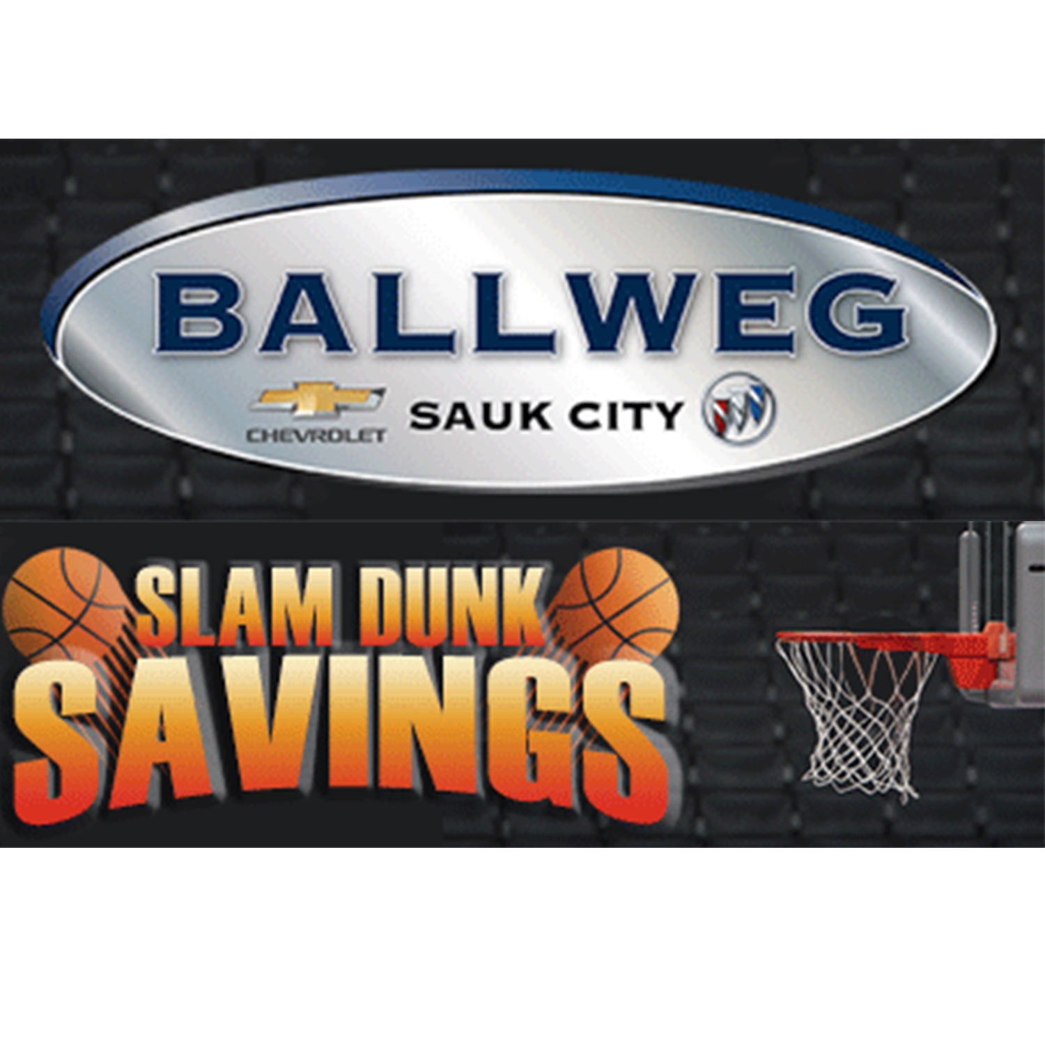 Ballweg Slam Dunk Savings