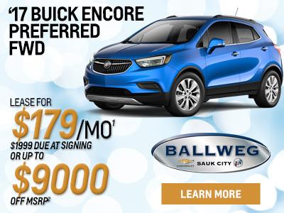 Ballweg Buick Encore