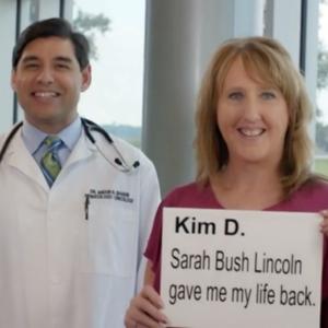 Sarah Bush Lincoln Healthcare Kim