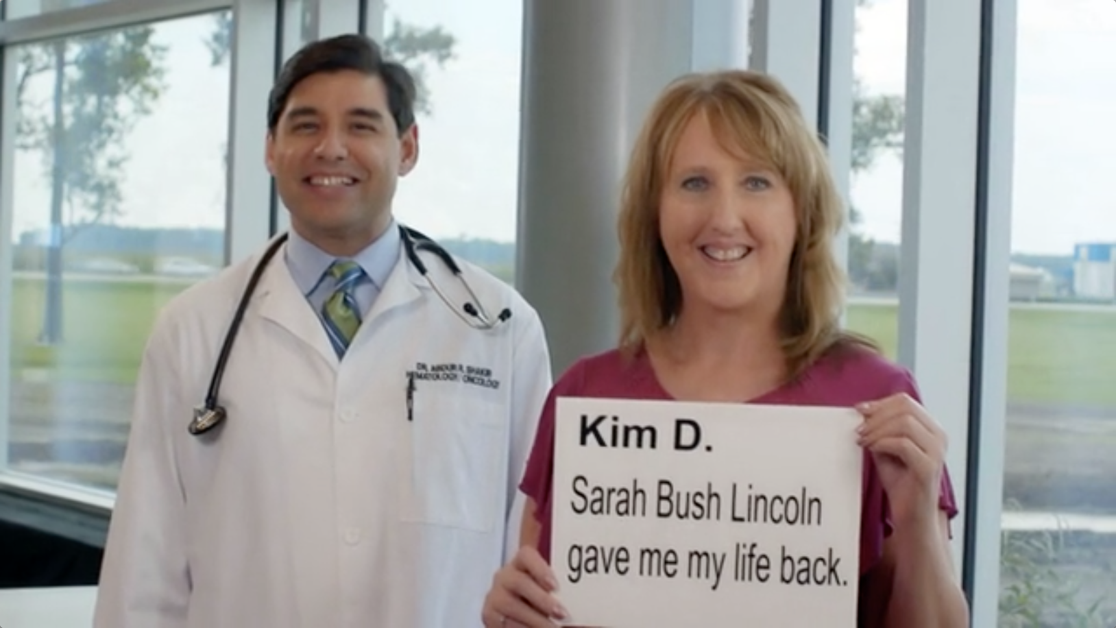 Sarah Bush Lincoln Healthcare Kim