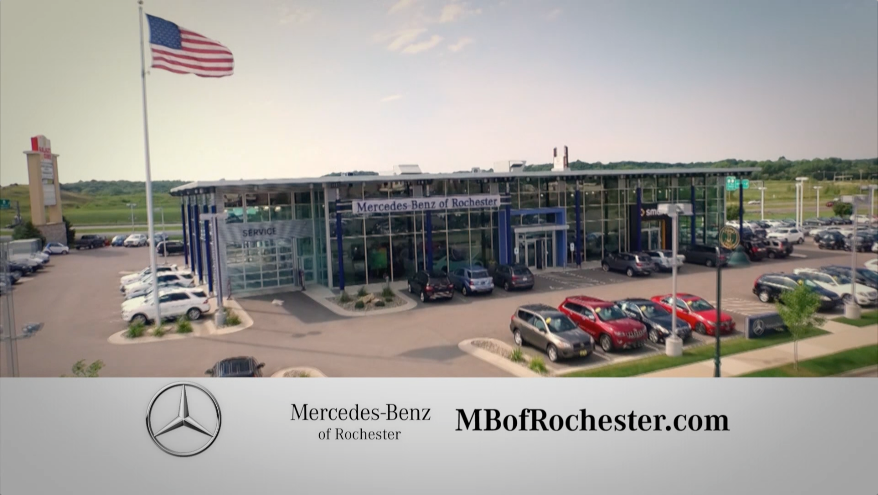 MB Of Rochester Test Drive