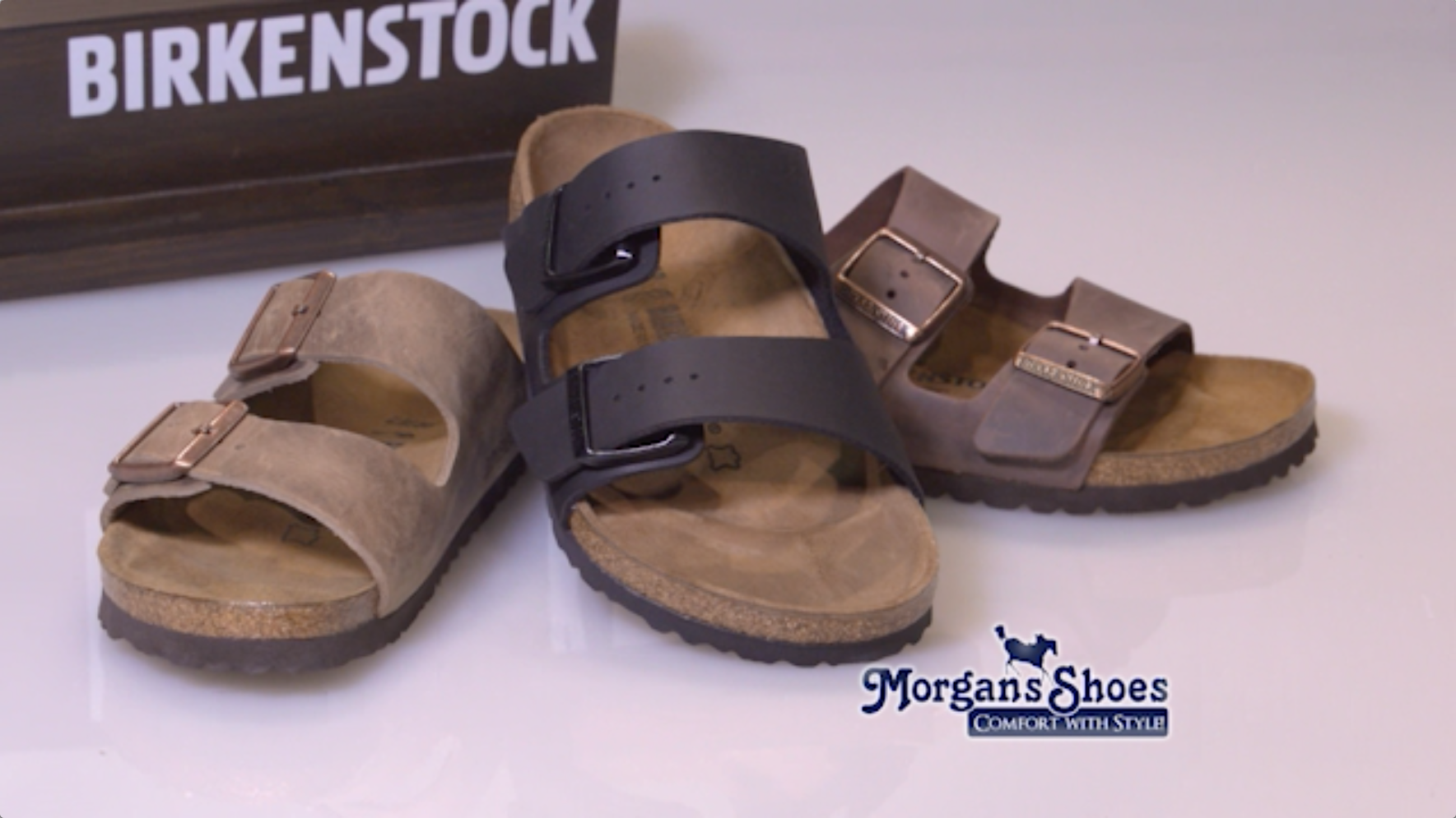 Morgan Shoes Birkenstock