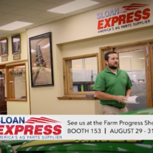 Sloan Implement Sloan Express