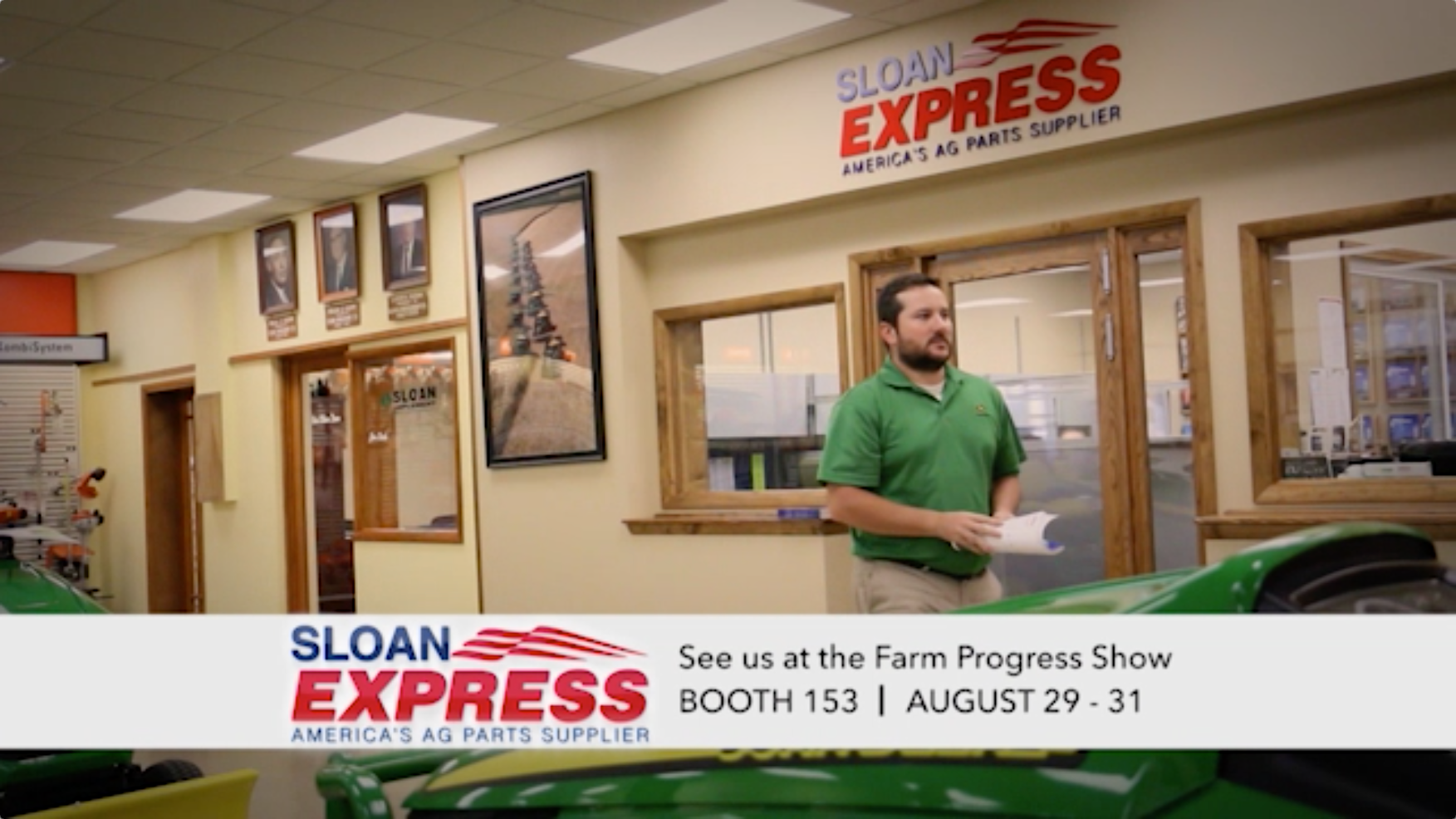 Sloan Implement Sloan Express