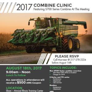 Sloan Combine Clinic S700 Series