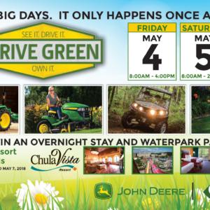 Sloan Drive Green Mailer